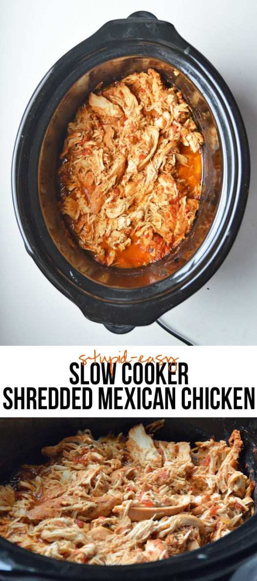 stupid-easy-slow-cooker-shredded-mexican-chicken