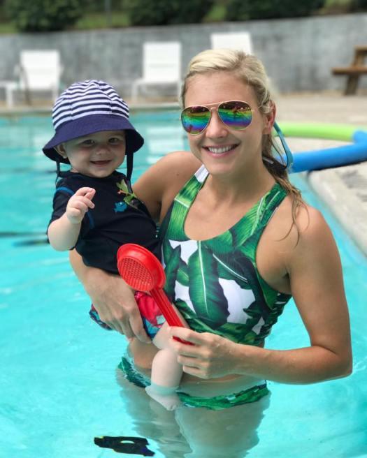 swimming-at-pool