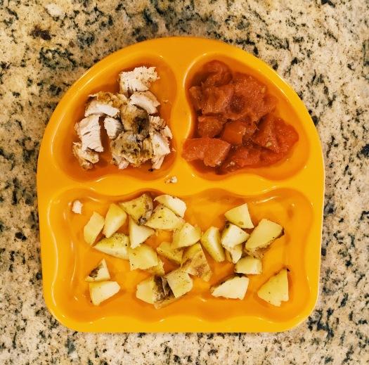 baby-finger-food-chicken-veggies