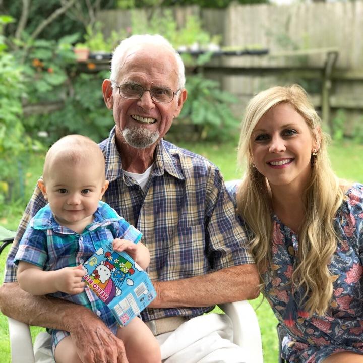 Grandpa Moses Picture