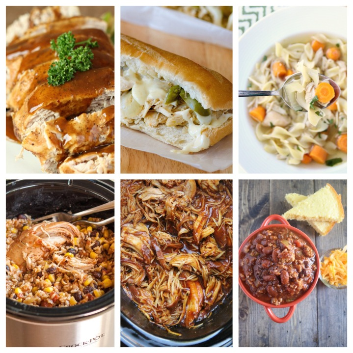 Fall Crockpot Recipe Line-Up
