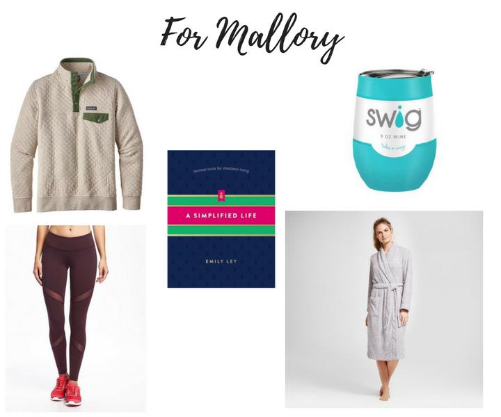 Mallory-Wishlist