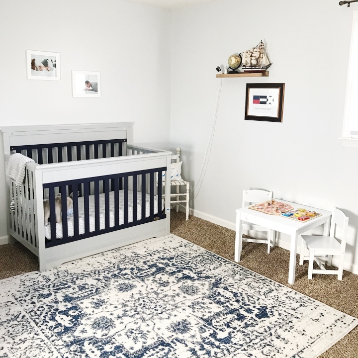Emerson's Big Boy Room