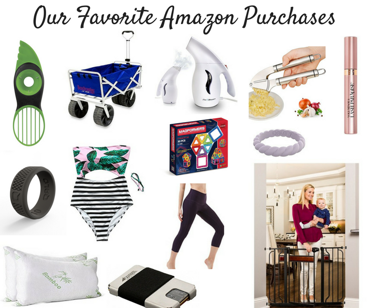 Our Favorite Amazon Purchases