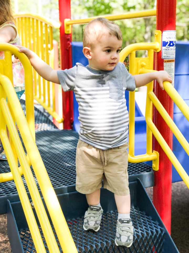 Emerson 1 1/2 Year Old Toddler Update: Likes, Dislikes, Ups &Downs
