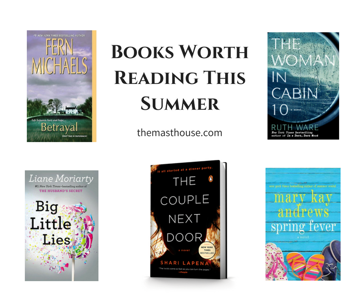Books Worth Reading This Summer