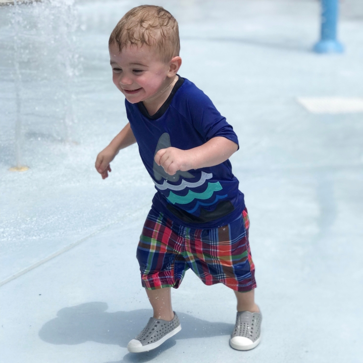 Splash Pad Saturday