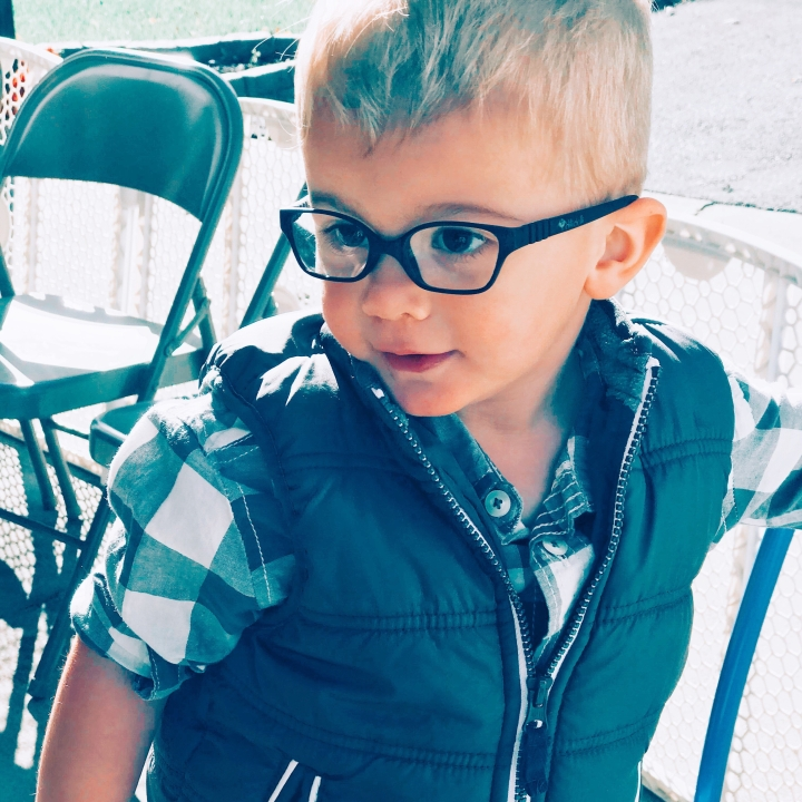 Emerson James – Two YearsOld!