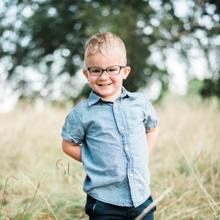 Emerson James – Three Years Old!