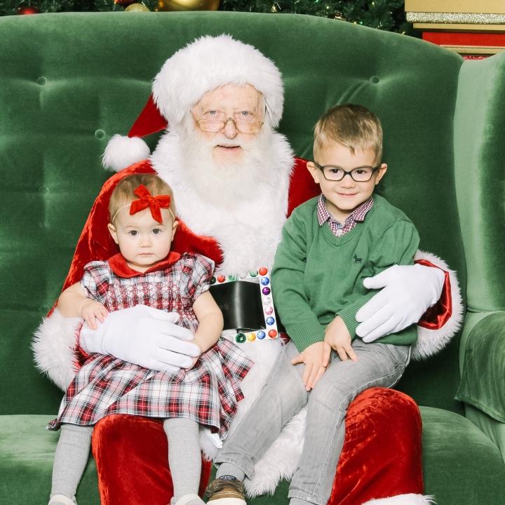 Visit To See Santa2019