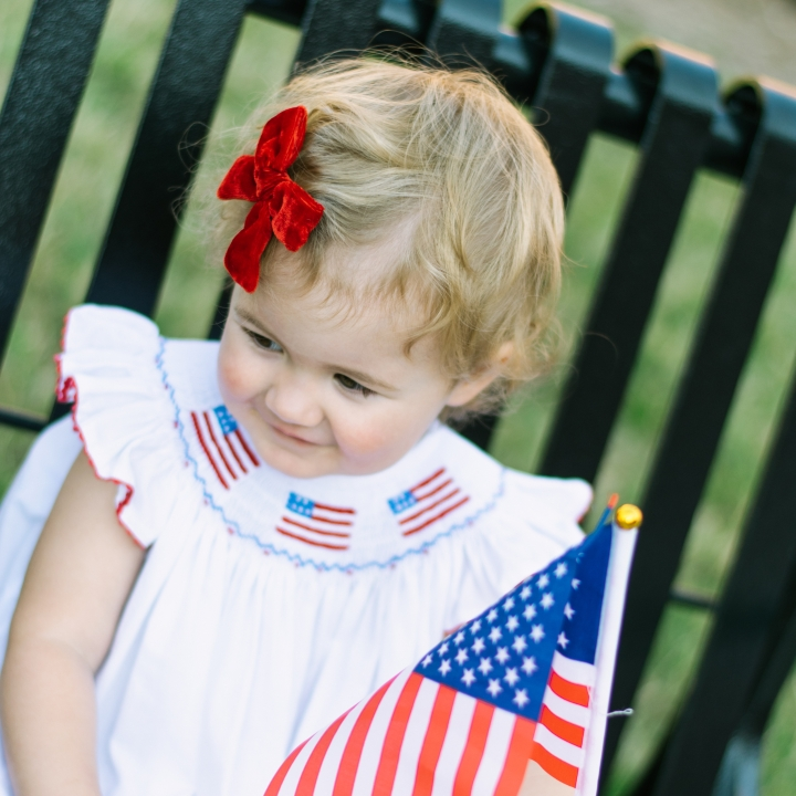 Red, White & Cute – 4th Of July 2020!