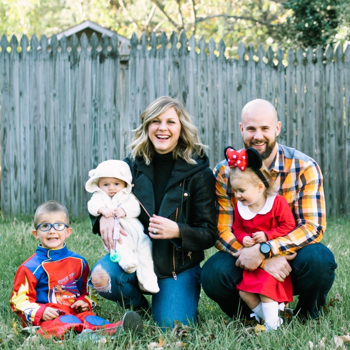 Fall Lately: Emerson's 4th Birthday Party & Halloween 2020
