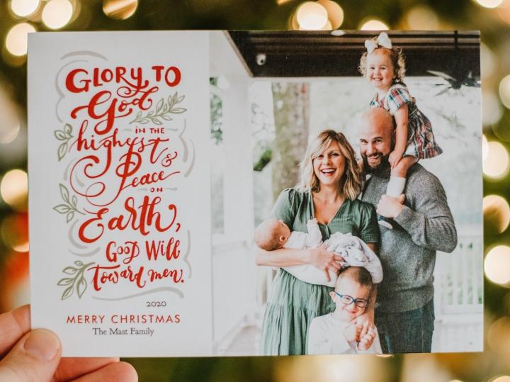 2020 Mast Family ChristmasCard