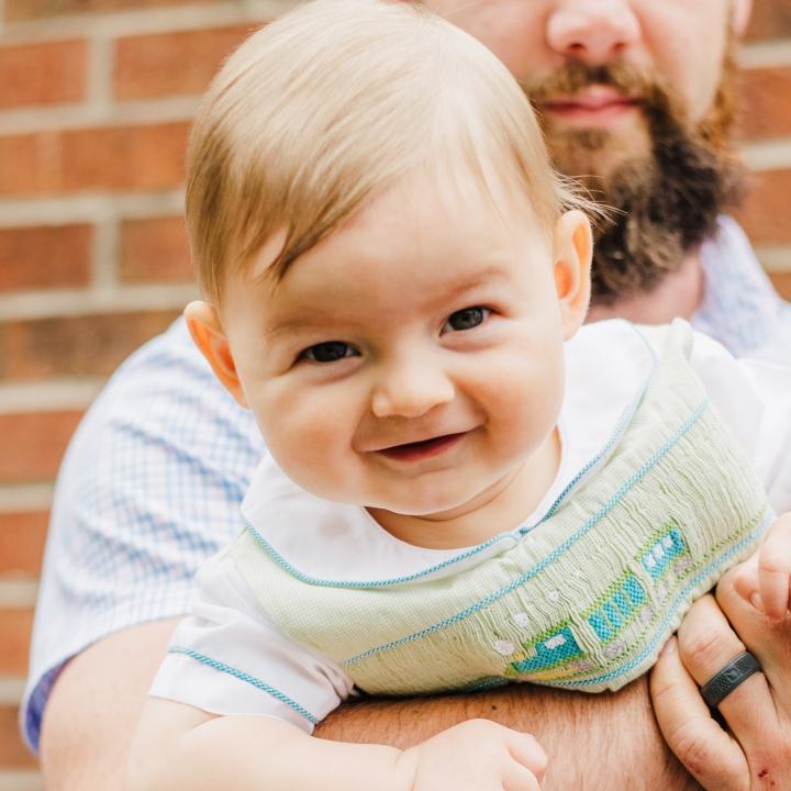 Landon's Baby Dedication