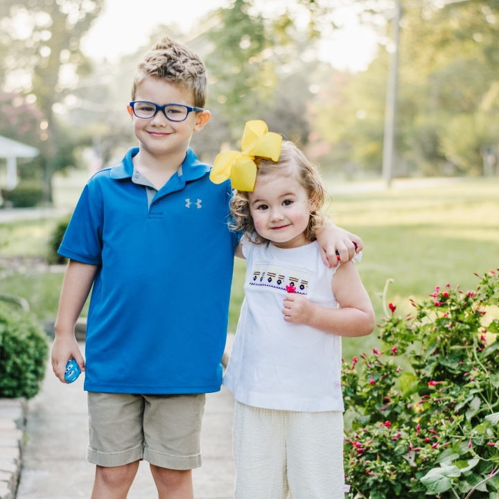 FIRST DAY OF SCHOOL FOR THE BIG KIDS2021-2022